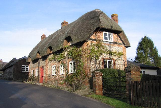 Cottage, Upper Clatford.