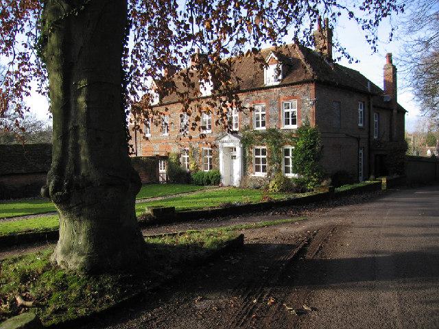 House, Goodworth Clatford.