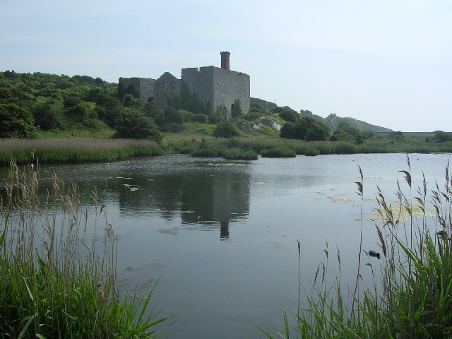 Industrial remains and Nature Reserve, Aberthaw