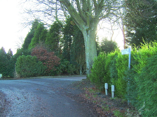 Entrance to Harelaw