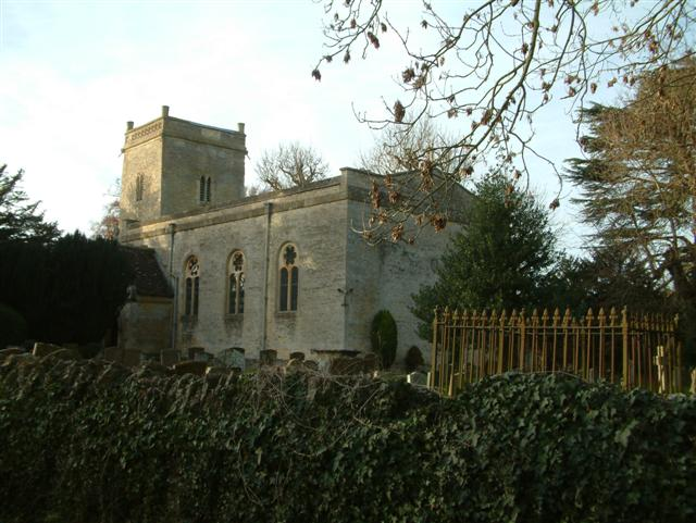 St. Mary the Virgin, Weston-on-the-Green