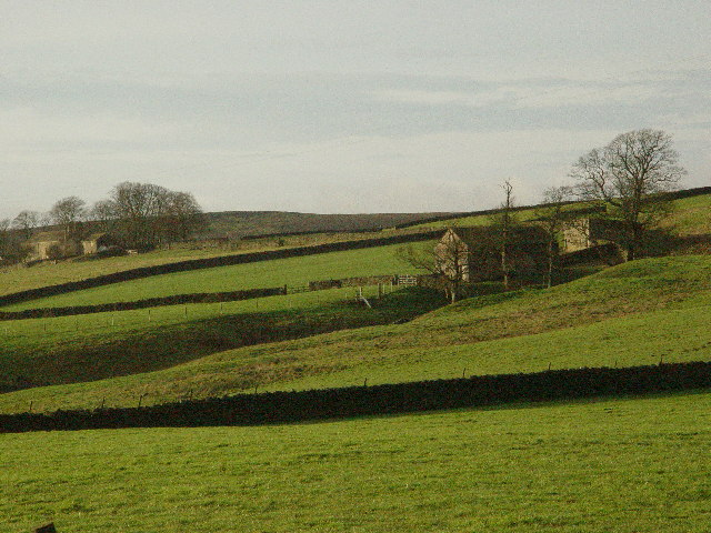 Badger Gill Beck and Farm