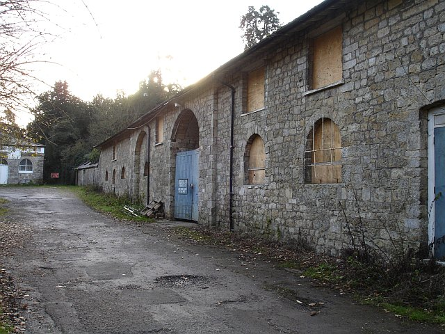 The Mote stable block