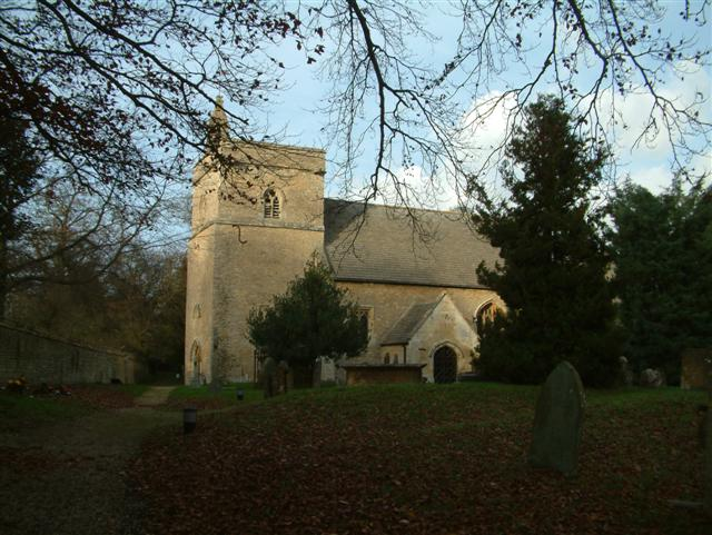 St. Giles Church, Bletchingdon