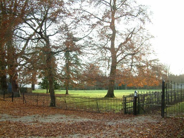 Bletchingdon Park