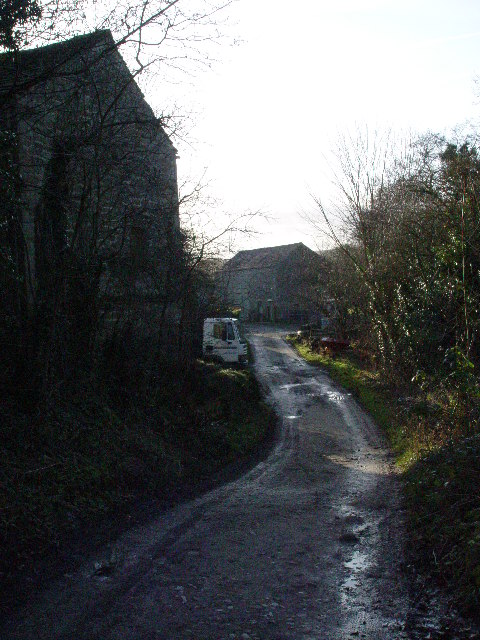 Farm at Howgill