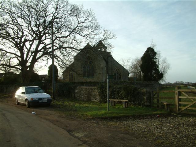 Church of St. Mary the Virgin, Hampton Poyle