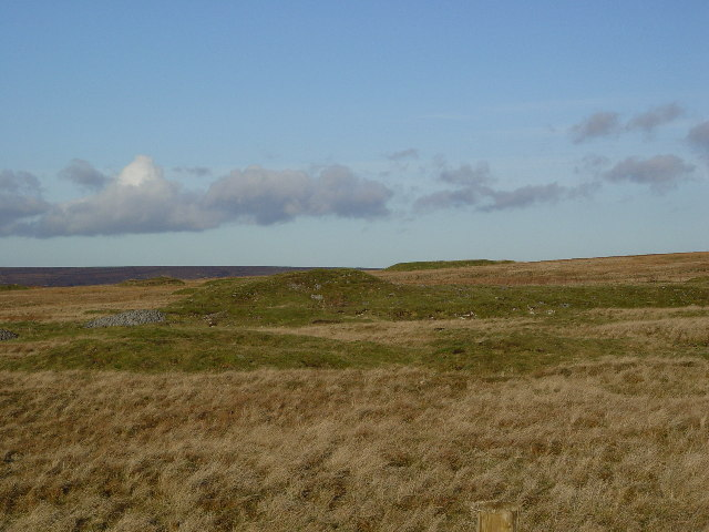 Craven Cross Mine, Greenhow