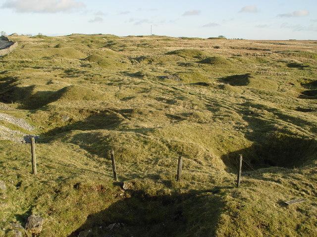 Craven Moor, Greenhow
