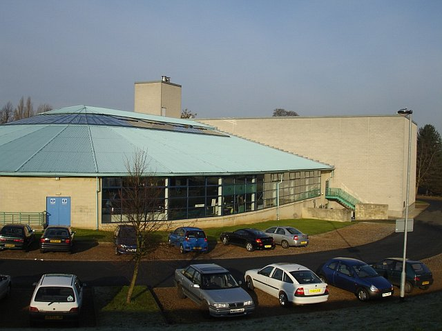 Mote Park leisure centre, Maidstone