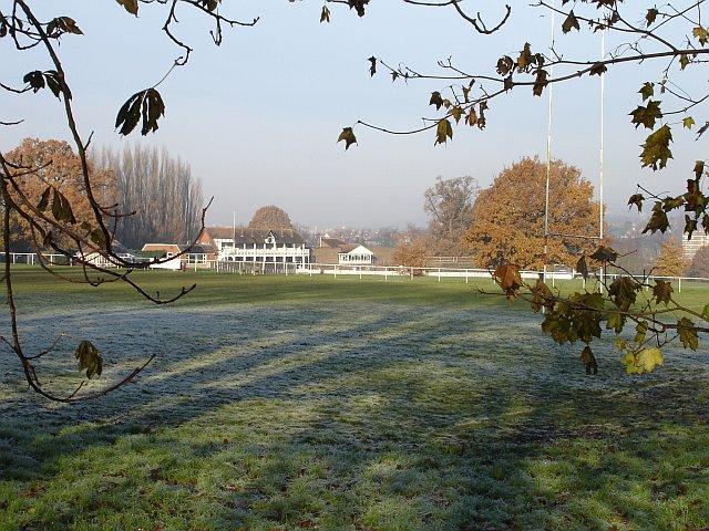 The Mote cricket club
