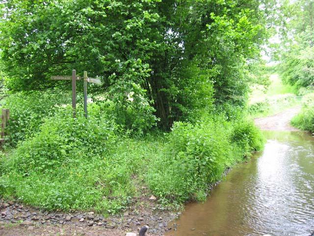 Ford near Walnut Tree Farm