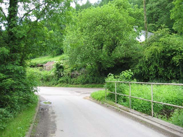 Bridge over the Sor Brook