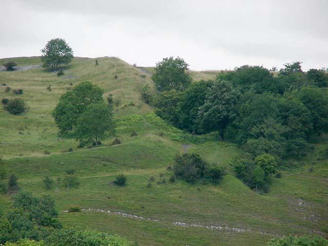 Dolebury Hill Fort
