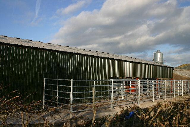 New Farm Building, Stubbsgill