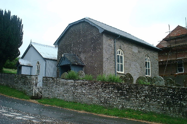 Adullam Baptist Chapel Painscastle