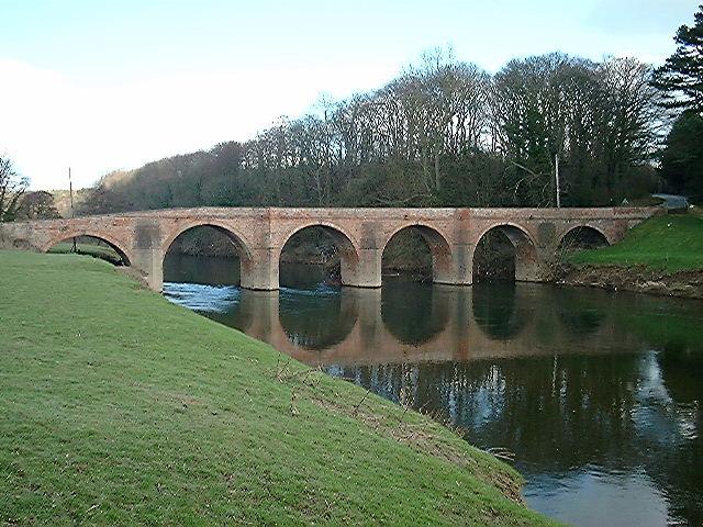 Bredwardine Bridge