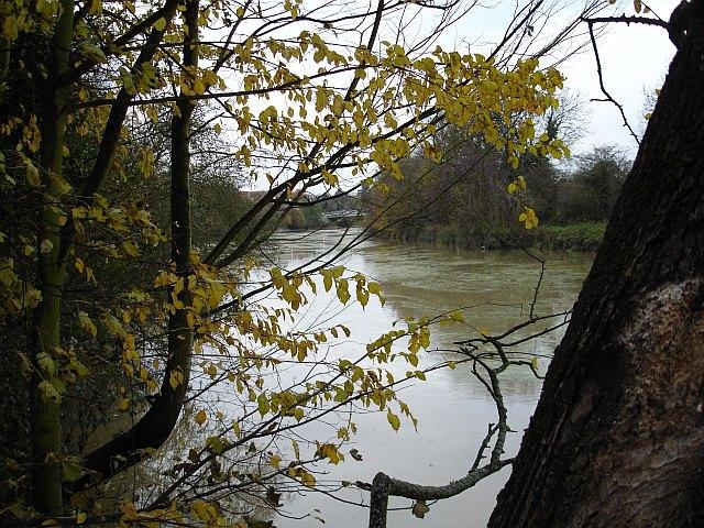 River Medway near Little Preston