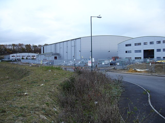Quarry Wood industrial estate