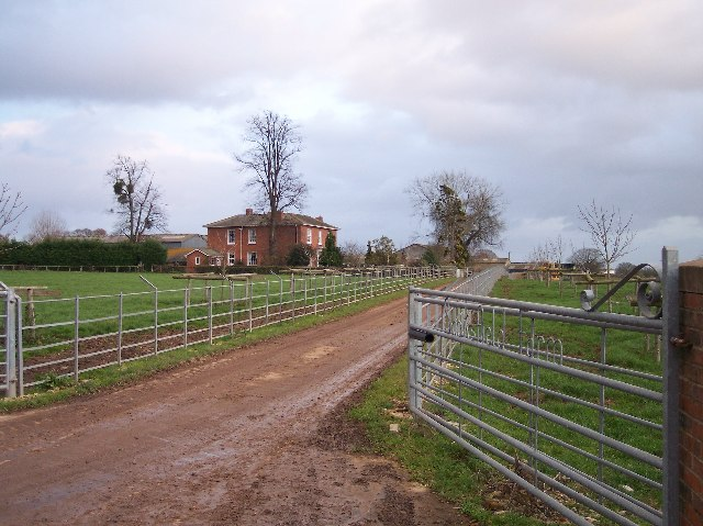 Sacksfield Farm