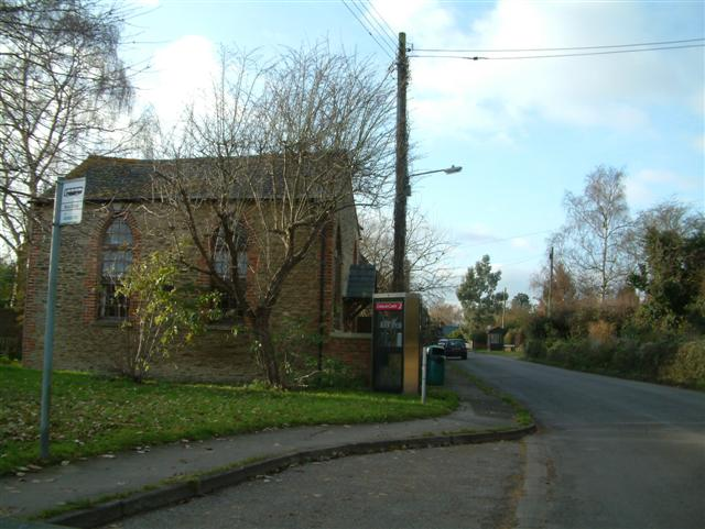 Old Methodist Chapel, Longworth