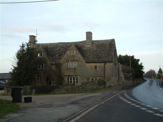 Floreys Farmhouse, Brighthampton