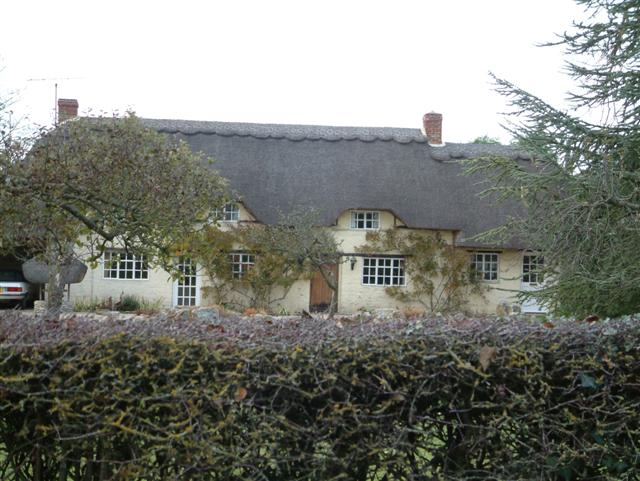 Thatched Cottage, Standlake