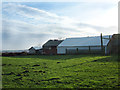 SE1931 : Farm buildings at Harper Gate, Tyersal by michael ely