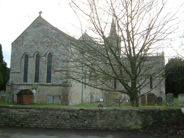 St. Giles Church, Standlake
