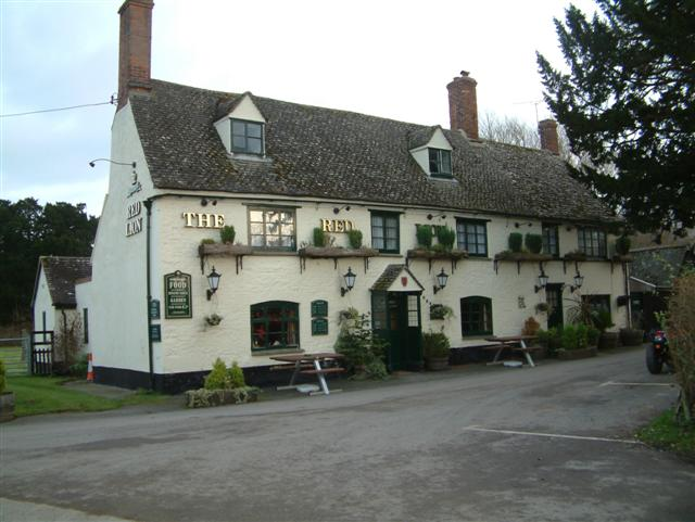 The Red Lion, Northmoor