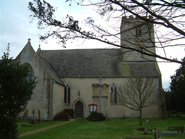 St. Denys Church, Northmoor