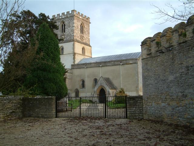 St. Michael's Church, Stanton Harcourt