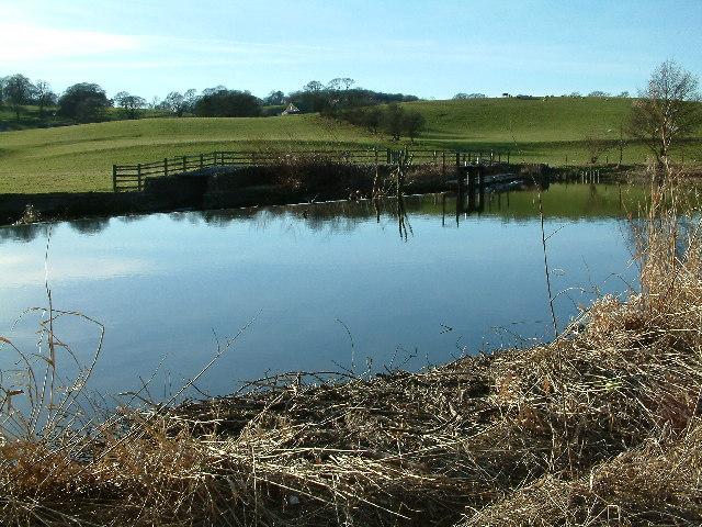 Burneside Mill Weir