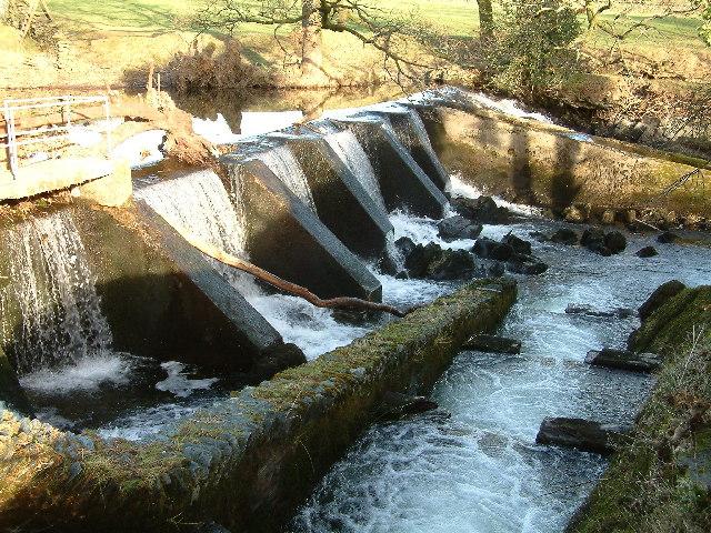 Bowston Weir