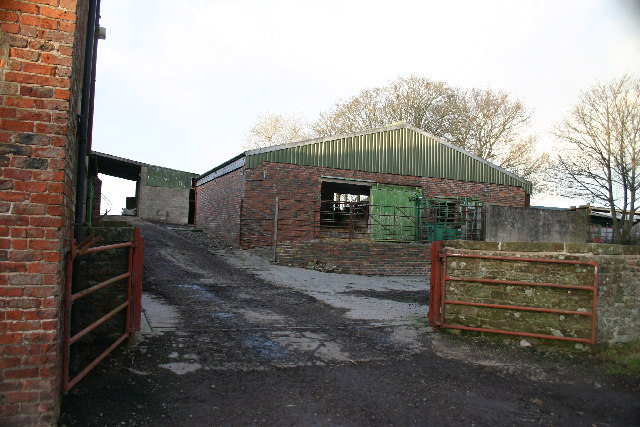 Farm Buildings, Highlaws