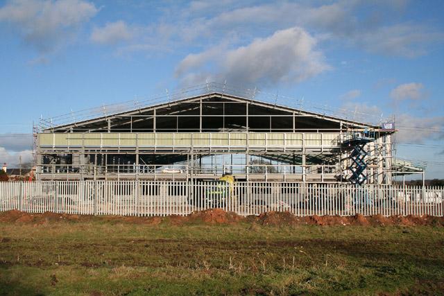Cullompton: new light industrial unit