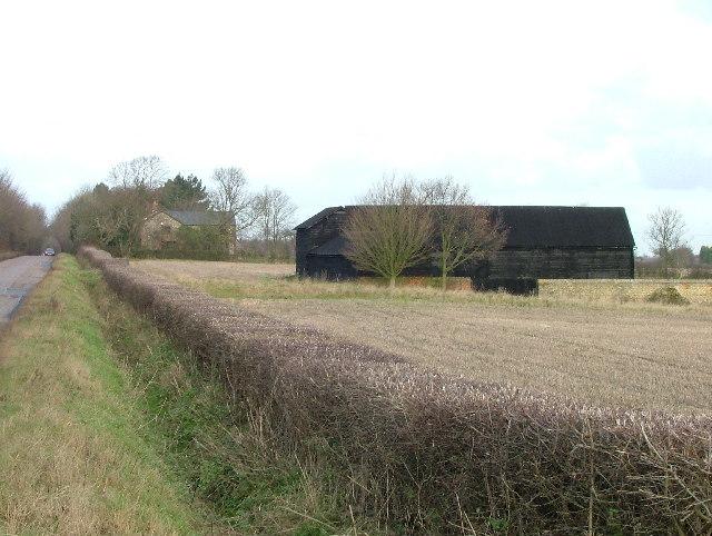 Duckpuddle Bush and Pantile Farm