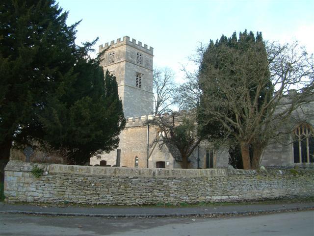 St. Bartholomew's Church, Yarnton