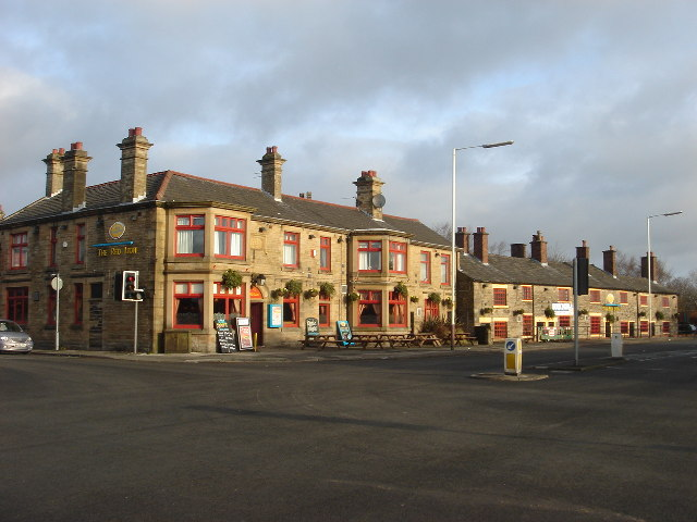 Red Lion, Over Hulton