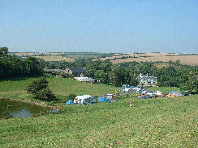 South Allington House and campsite