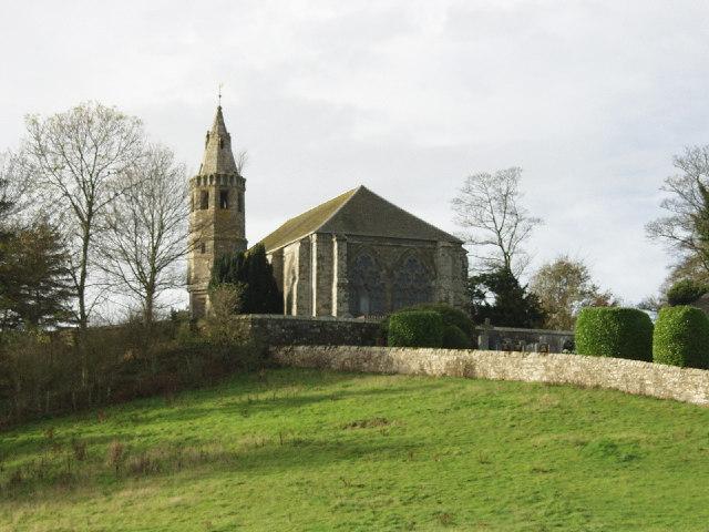 Spottiswoode's church