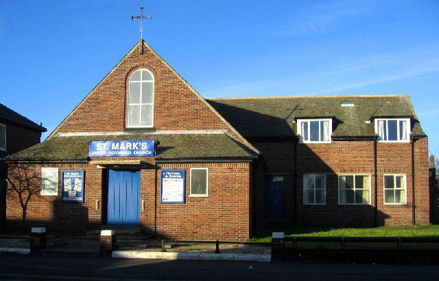 St Mark's, Howdon