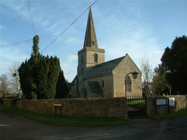 St. Peter's Church, Cassington