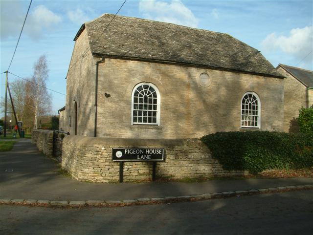 Wesleyan Chapel, Freeland