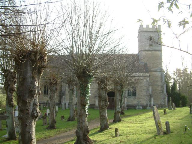 Holy Cross Church, Shipton-on-Cherwell