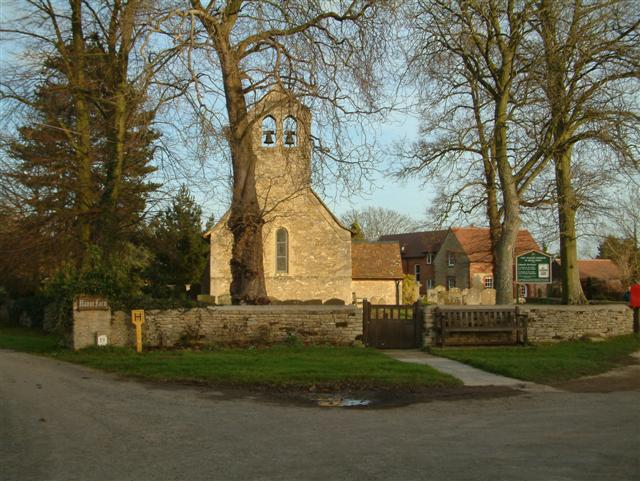 St, Giles Church, Noke
