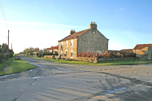 Yearsley Village near York