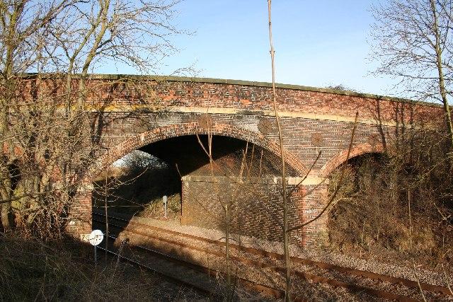Cowdale Lane Bridge