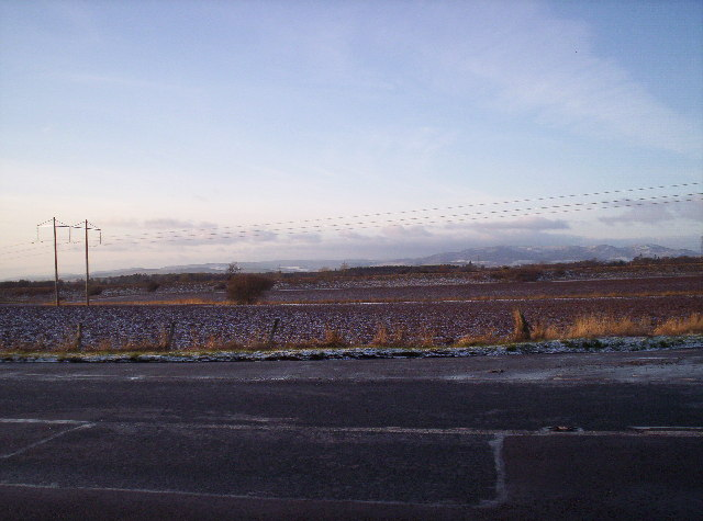Fields and Railway Cuttings