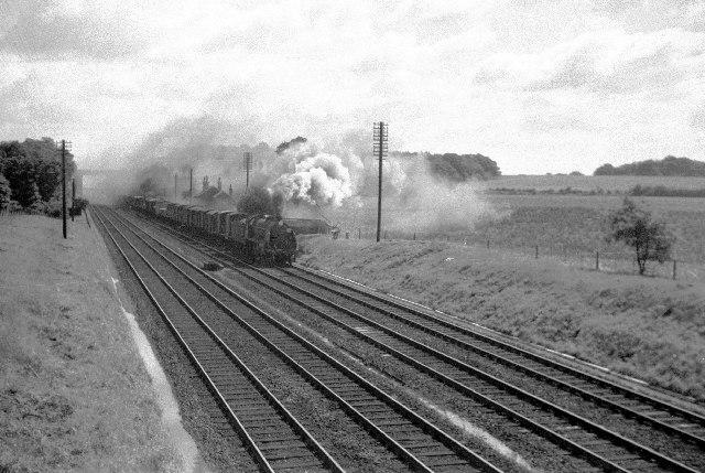 Railway near Winchfield